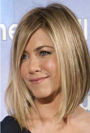Angled-Haircut