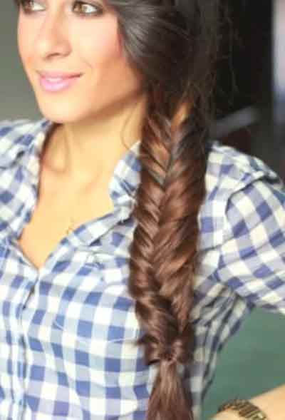 fishtail braid hairstyles for black women african