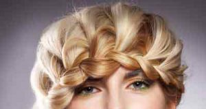 Formal Braided Hairstyles For Long Hair