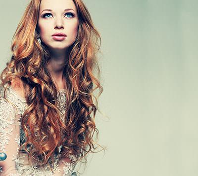 Voluminous Curls Hairstyles