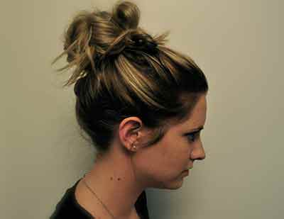 Elegant-Updo-Hairstyles-For-Medium-Length-Hair