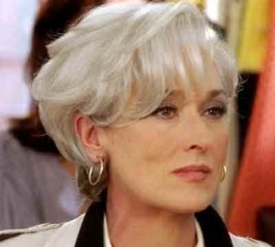 Most Stylish Short Hairstyles for Women Over 55