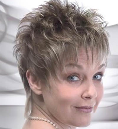 6 Edgy Hairstyles For Women Over 50